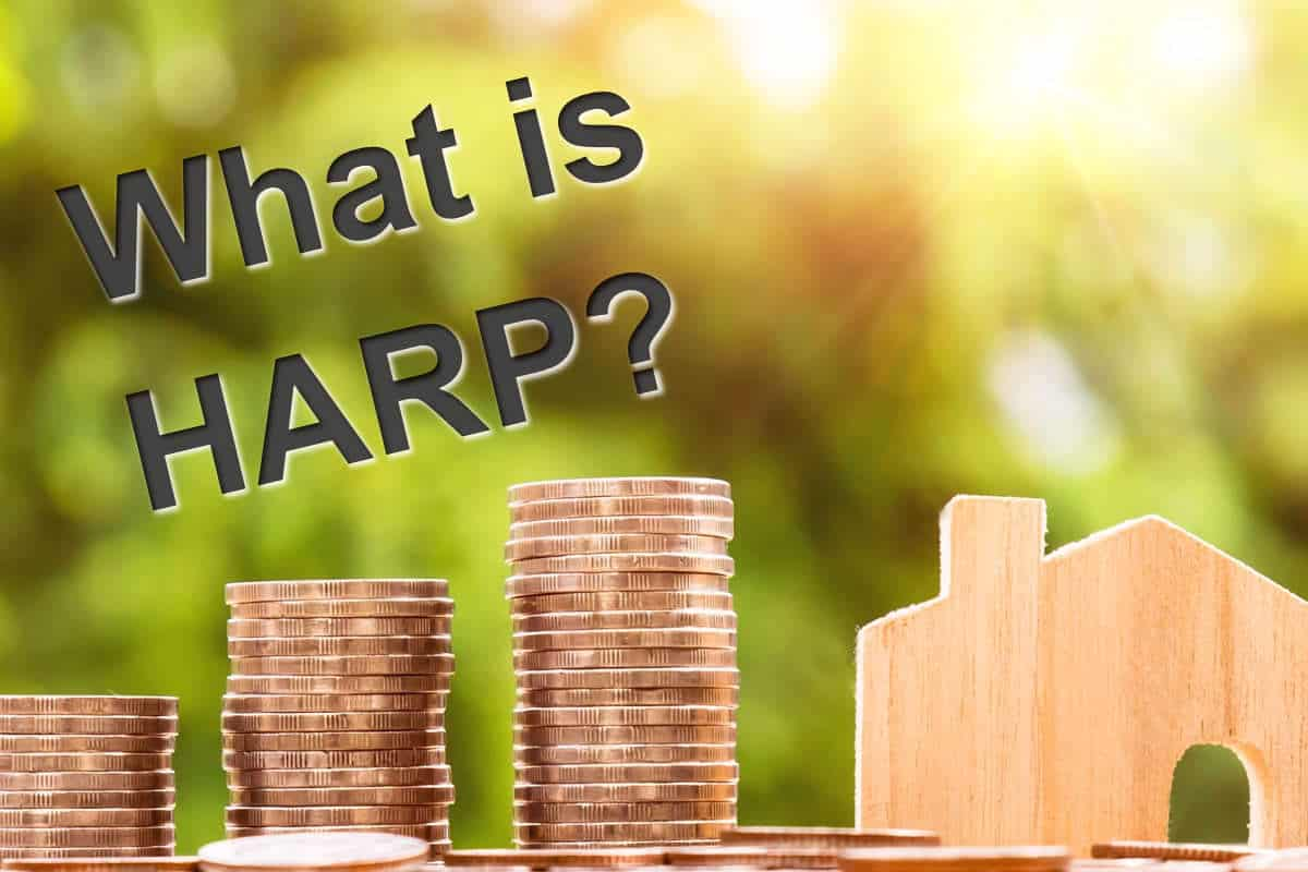 Obama's harp program – The home affordable refinance plan.